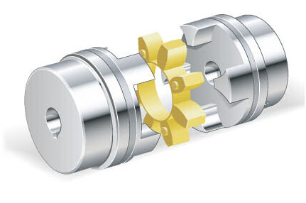 JAW SHAFT COUPLING2
